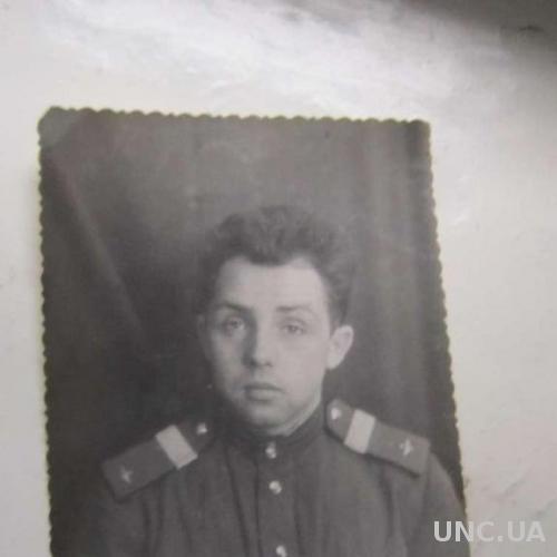 Фото старое 1952 Служба в армии