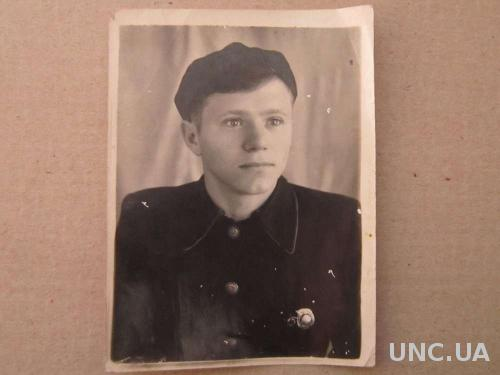 Фото старое 1954 рабочий з-да Ворошилова Дружковка