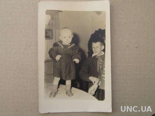 Фото старое 1965 Малыш