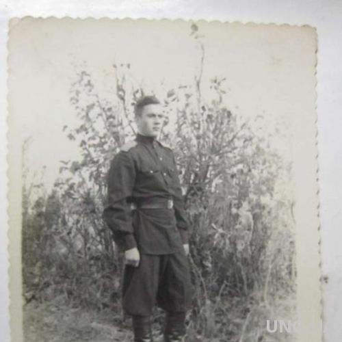 Фото старое Памятное армейское фото