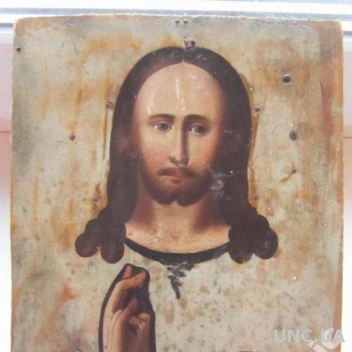 Икона Господь Вседержитель. Без оклада.
