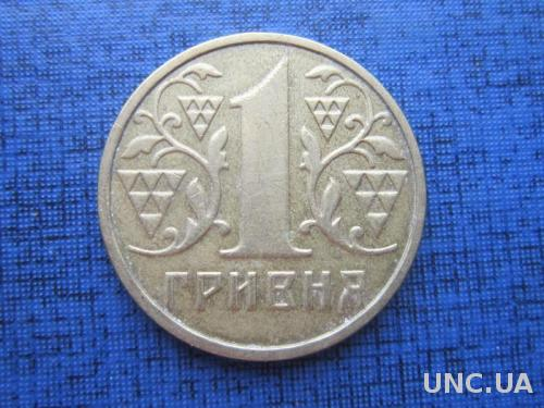 Монета 1 гривна Украина 2001