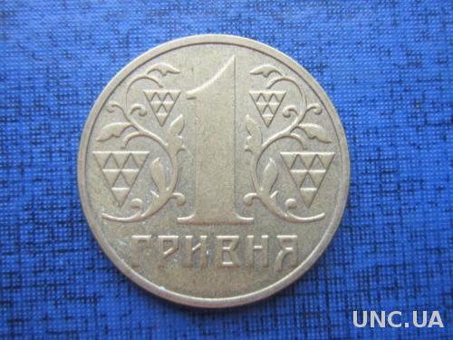 Монета 1 гривна Украина 2002