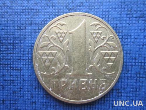 Монета 1 гривна Украина 2003