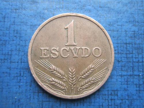 Монета 1 ишкуду Португалия 1979