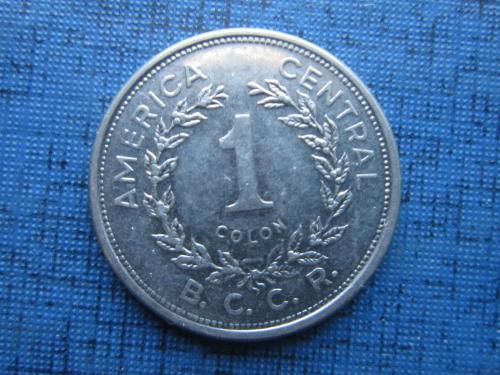 Монета 1 колон Коста Рика 1983