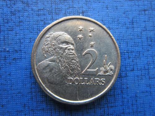 Монета 2 доллара Австралия 1994