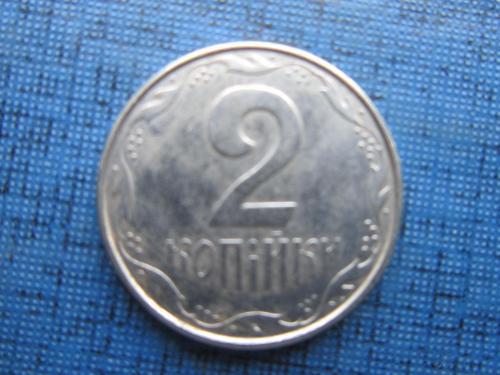 Монета 2 копейки Украина 2011