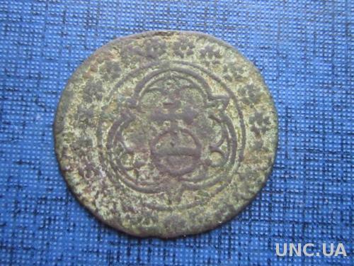 Монетовидный жетон Германия старый