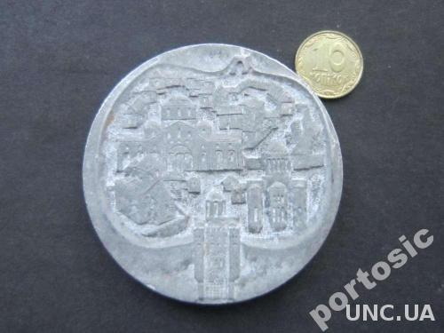 настольная медаль 1500 лет Киев