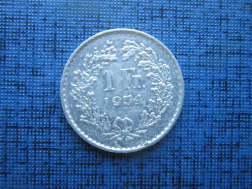 жетон 1 франк Швейцария 1954 фантастика