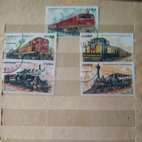 Старые марки