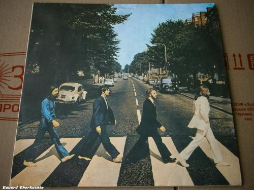 The Beatles – Abbey Road USSR EX/EX+