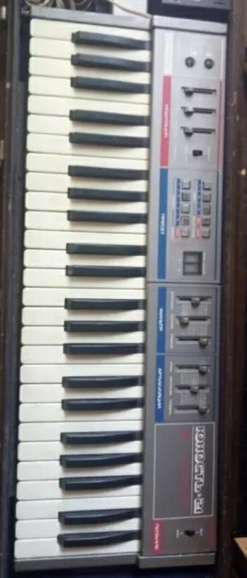 """Продам колекционый синтезатор """"Юность21"""". полный комплект"""