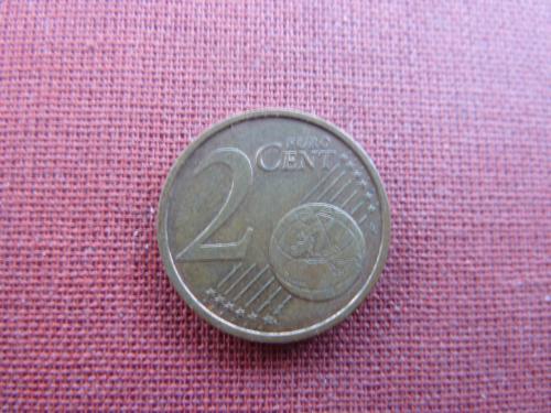 2 евроцента  2006г.