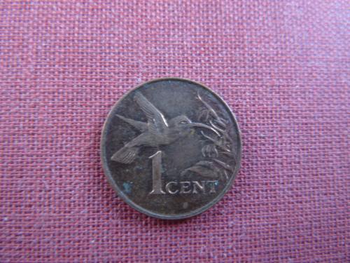 Тринидад и Тобаго 1 цент  2009г.