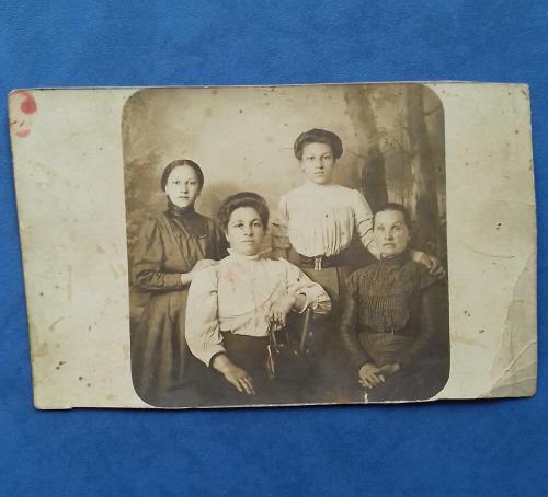 ФОТО СІМЇ ВІЛЬКОВСЬКІХ  1900