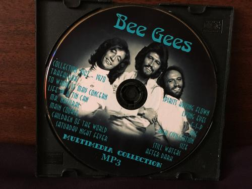 bee gees CD multimedia collection 1967-1970