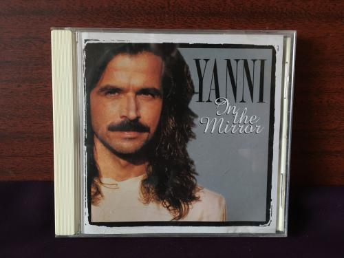 CD Yanni • In the Mirror (EU,1997) лицензия