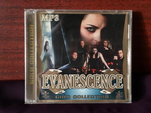 Evanescence gold collection CD 2003- 2007