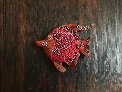 Магнит Рыба Турция магнитик