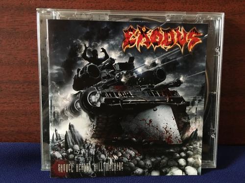 Exodus-Shovel Headed Kill Machine Лицензия Irond