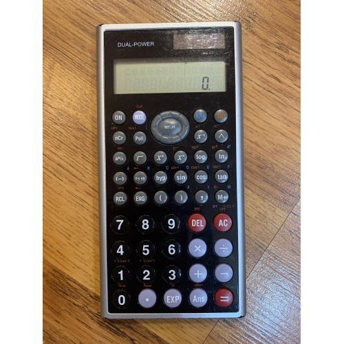 Калькулятор Globaltronics Rex Electronic Calculator Vintage