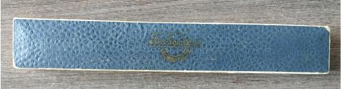 Коробка Пензенский часовой завод СССР Пропаганда Часы