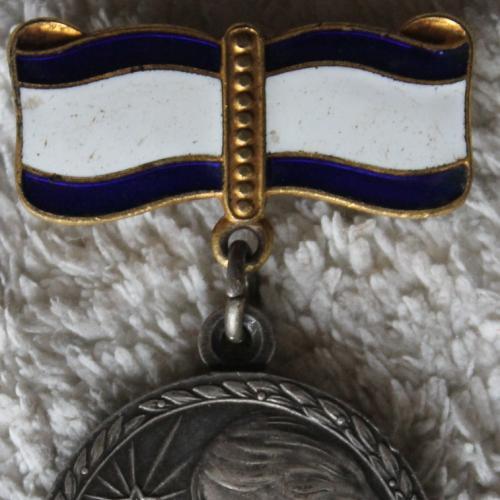 Медаль материнства 1 степени СССР
