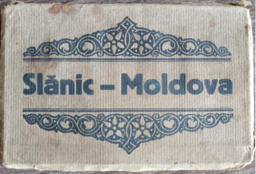 Слэник-Молдова Буклет Slanic-Moldova Курорт Румыния