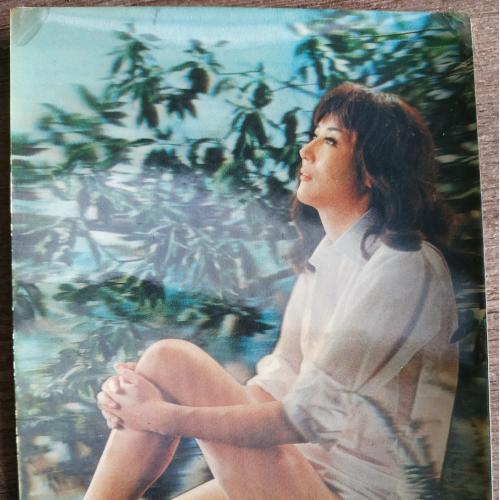 Стерео открытка Эротика Ню Девушка Япония