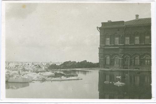 Томск Наводнение