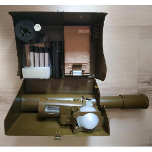 ВПХР Войсковой прибор химической разведки СССР Миллитария Война