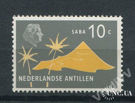 Нидерланские Антиллы 1958 Чистая **