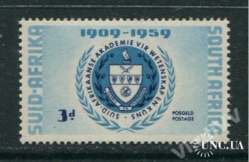Южная Африка 1959 г.Одиночка ** Герб