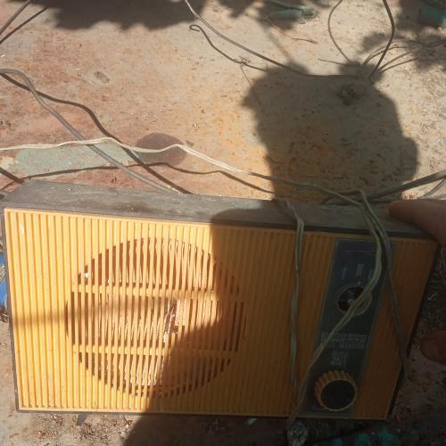 Проводной радиоприемник 1978 года