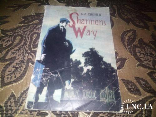 Cronin ShANNON'S WAY (1961)