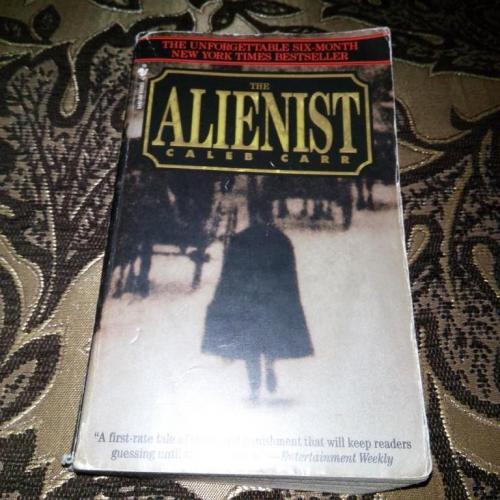 The ALIENIST (на английском)