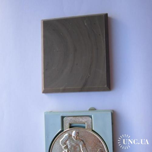 Новая Медаль Хоккей ( времен СССР )