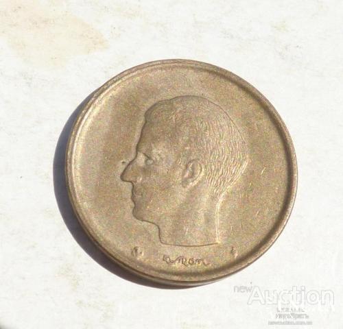 Бельгия 20 франков 1980 г. -