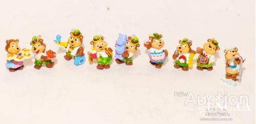 Ferrero  киндер -   германия - -   9 шт  ------ № 3