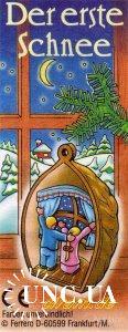 Ferrero  киндер - германия -  Der erste Schnee - 1997 г-- №  23