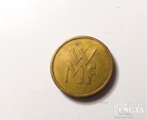 Жетон германия  WMF -- 17.5 мм