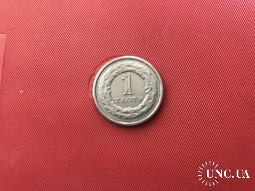 1994, Польша 1 злотый
