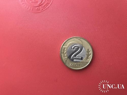 2009, Польша, 2 злотых