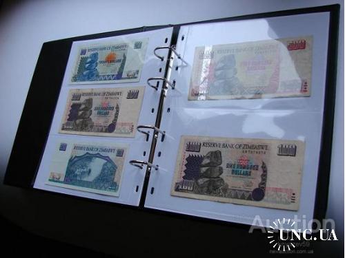 Альбом на банкноты Leuchtturm Германия