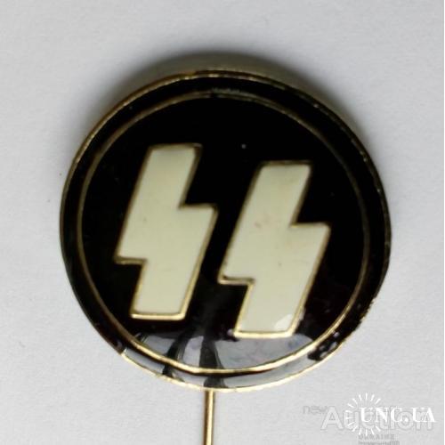 Германия 3 РЕЙХ Знак СС. копия