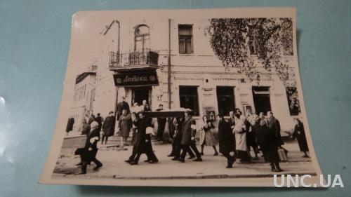 Фото. Киев. Центр. Аптека. Похороны.