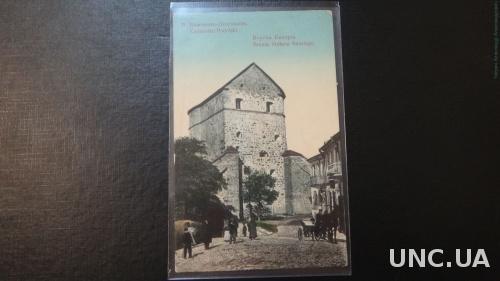 Каменец Подольский. Ворота Батория. Печати, письмо.