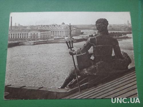 Ленинград.Биржа. Нептун.